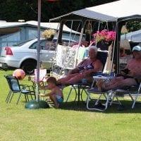 senior camping tilbud - CampOne Holbæk Strand